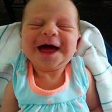Meet Micah's Baby!