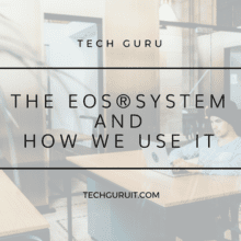The EOS® System and How We Use It