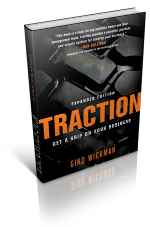 eos worldwide traction gino wickman
